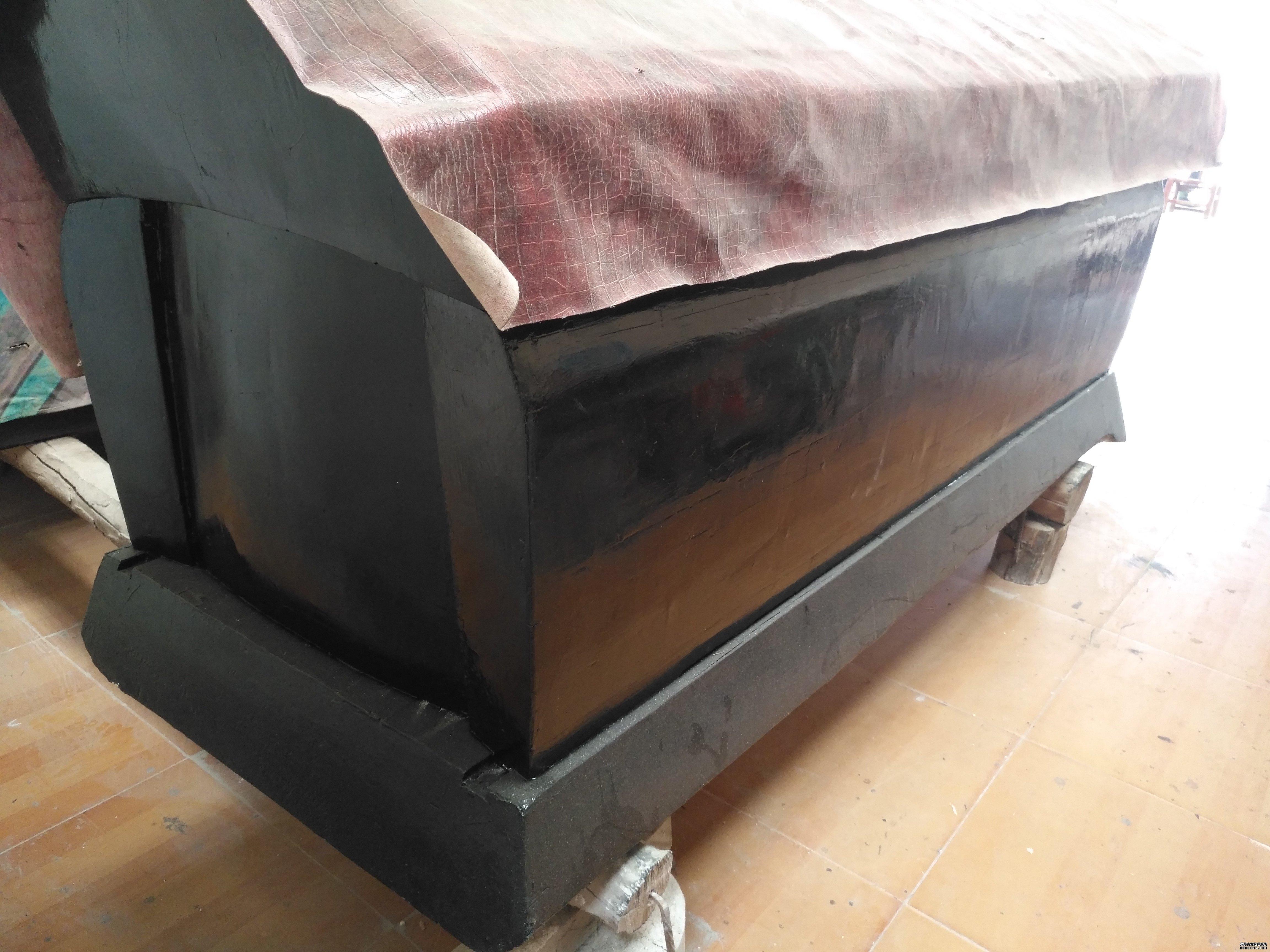 柏樹棺材用材及經濟價值