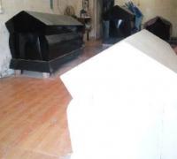 張家界花圈出售-張家界接受定制棺材-花